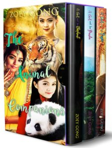 Now Available - The Animal Companions Boxed Set